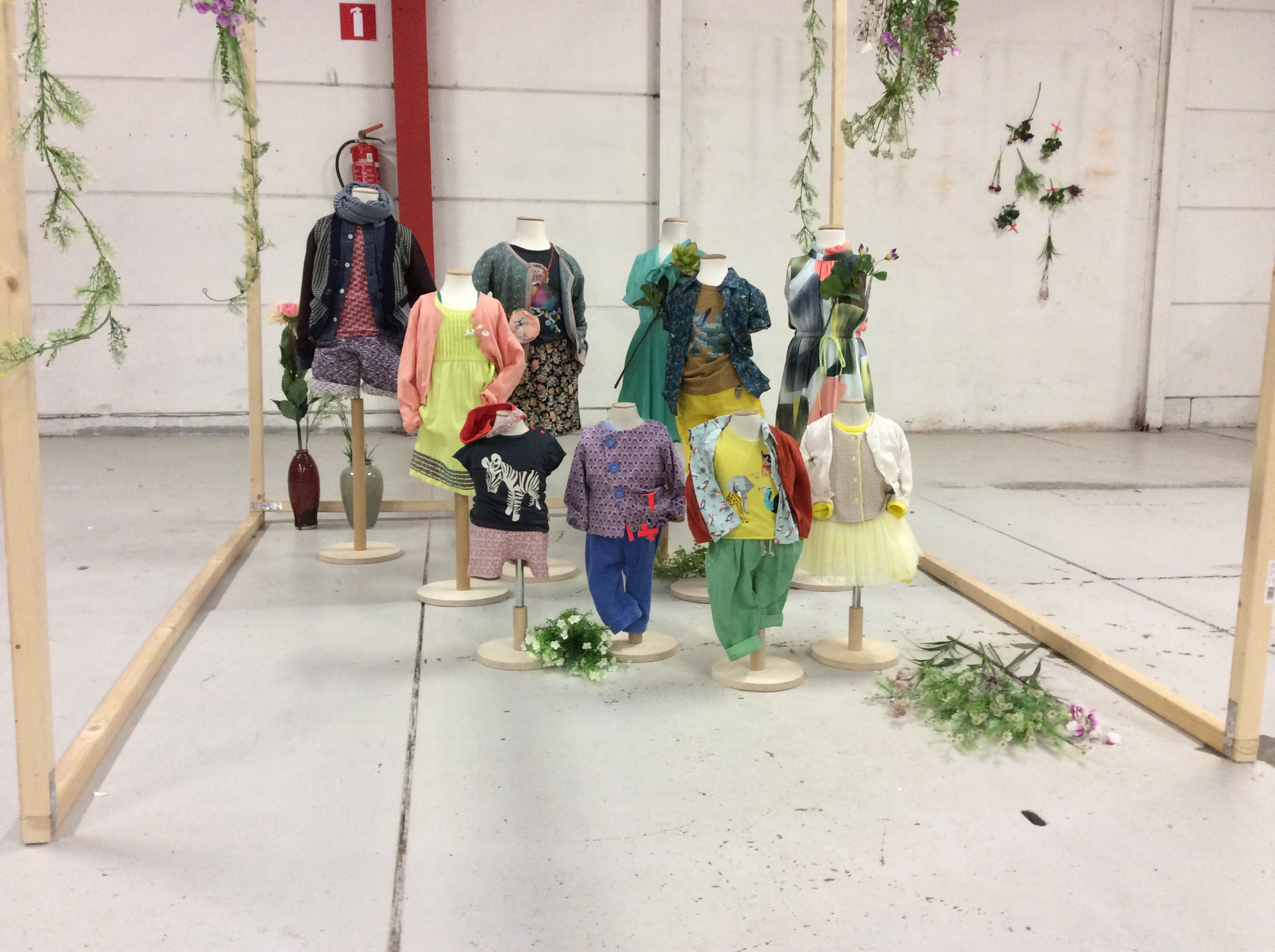 ACB Displays - Mannequins - Paspoppen - Classic Collection - Kids
